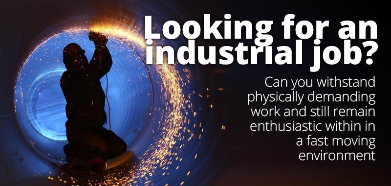 Industrial Jobs Bristol